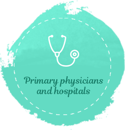 Primary physicians and hospitals